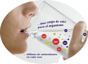 Agua-Ionizada-Magnetizada-Alcalina