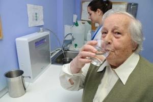diabetes y agua